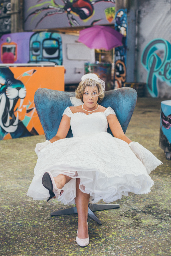 creative quirky wedding photographer melbourne