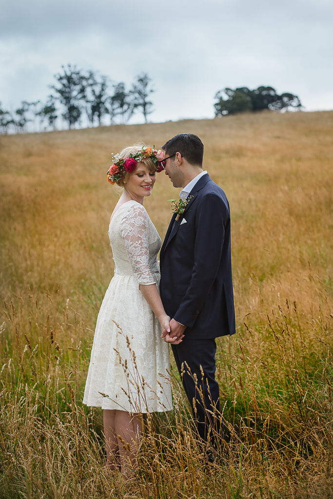 retro forest wedding melbourne