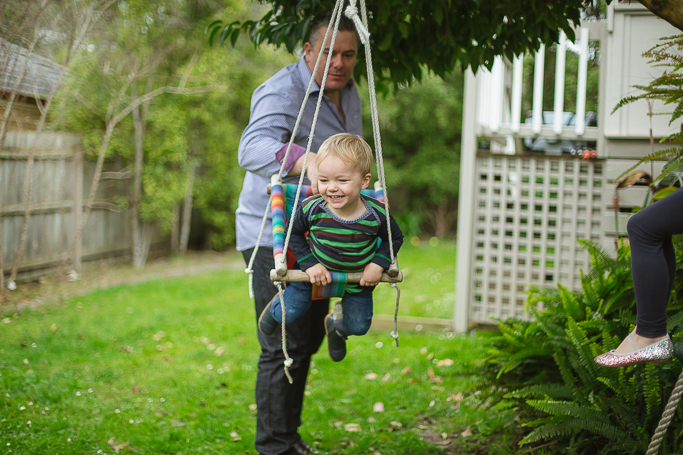 Natural candid family photography Melbourne