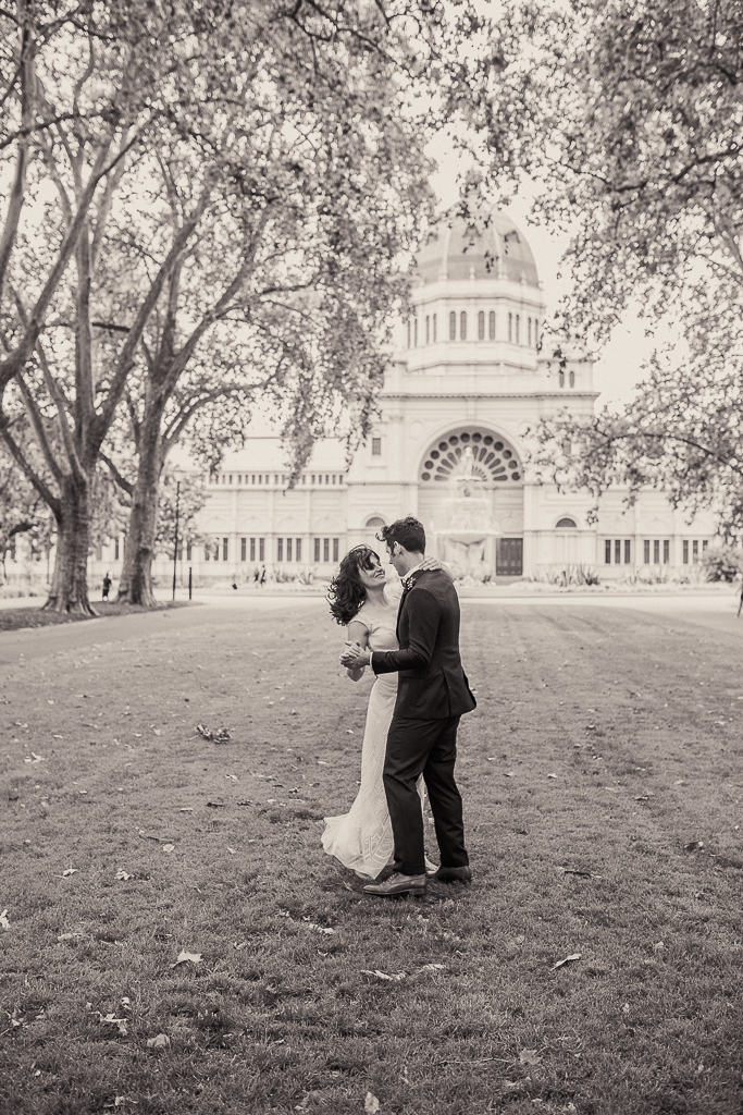 Carlton Gardens Wedding - Pixie Rouge Photography