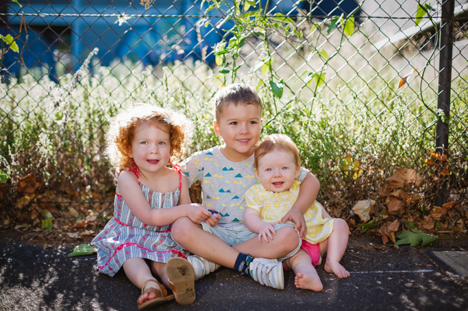 natural lifestyle family photography - Carlton Gardens