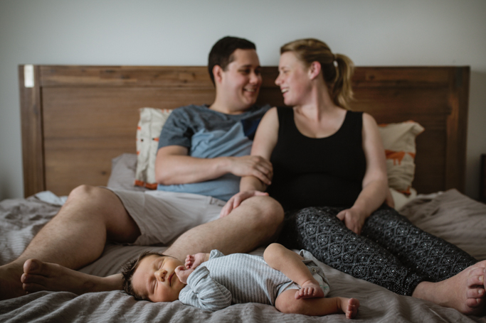 Werribee, Yarraville, Point Cook family newborn photographer