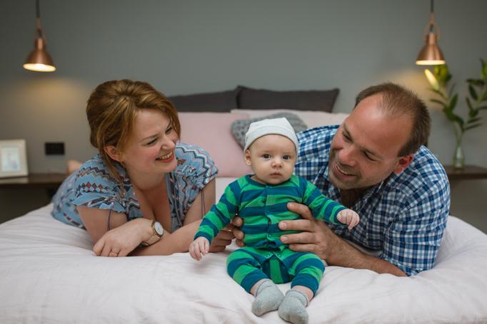 Werribee, Yarraville, Point Cook family newborn photographer